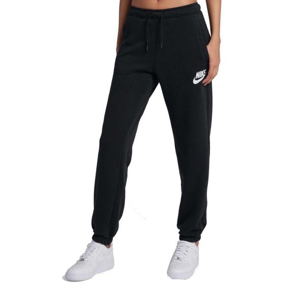 Nike Rally Relaxed Fleece joggers sweatpants. M 5bdf3f174ab633ab934602f9 647bfae09